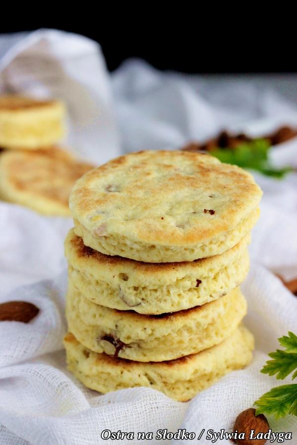 ciasteczka walijskie , ciastka bez pieczenia , waniliowe ciasteczka , kruche ciastka z orzechami , ostra na slodko (2)xx