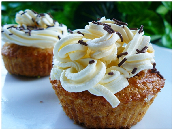 muffinki z kremem mascarpone 7x