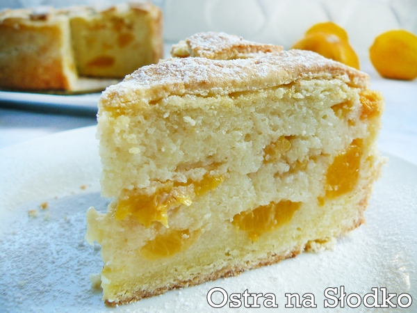 ciasto brzoskwiniowe , ciasto z kaszy manny , kasza manna , masa z kaszy , brzoskwinioweic , ciasto latwe , ostra na slodko xxxxxxxb