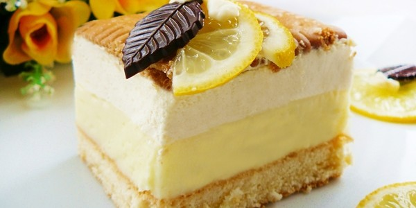 ciasto cytrynowe z budyniem cytryny budn budyniowe z owocami biszkopt xxxxxxx