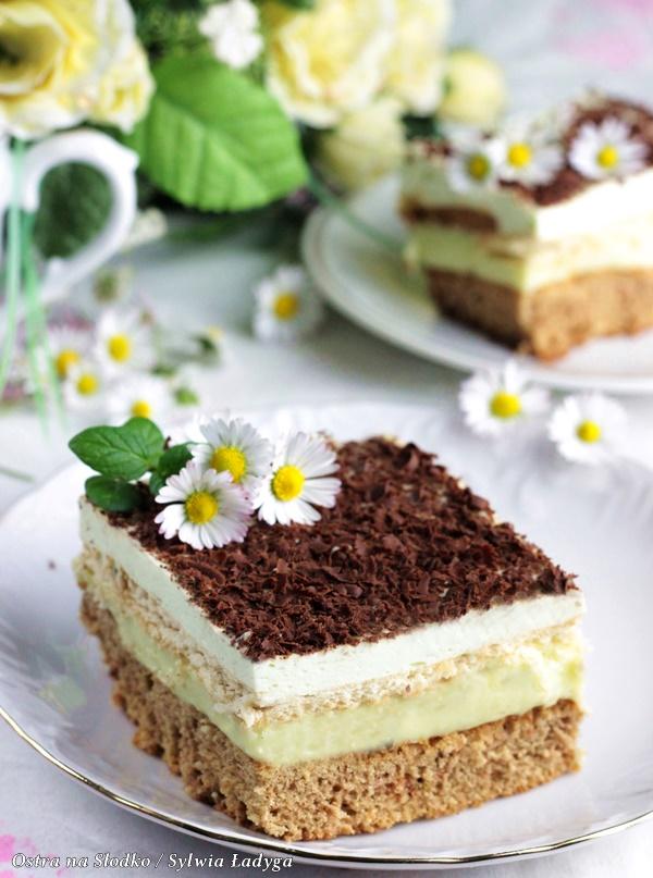 mietusek , ciasto mietowe z landrynkami , ciasto na herbatnikach . masa budyniowa z landrynkami , ciasto budyniowe , pyszne ciasta , ostra na slodko x