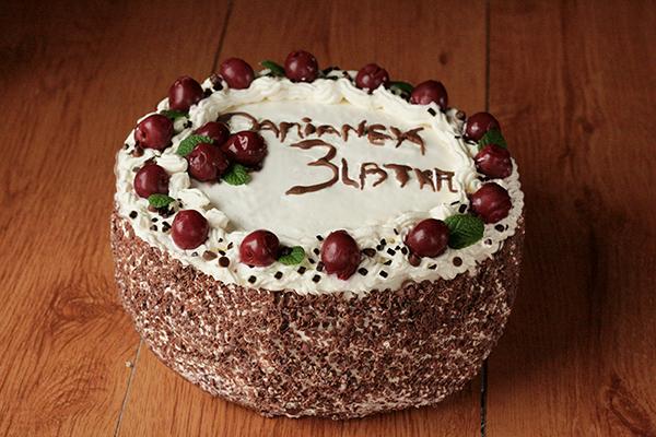 tort szwarzwaldzki tort czekoladowy z wisniami ostra