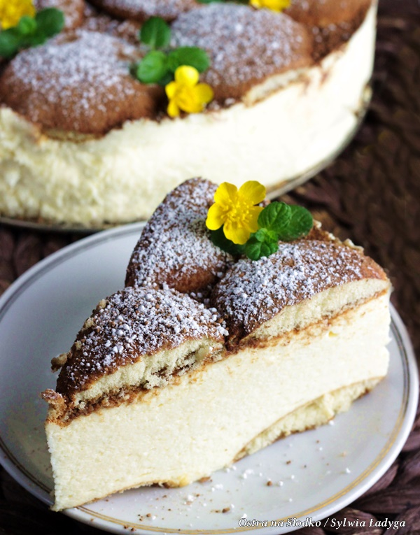 serowe cappuccino , ciasto z mlekiem w proszku , ciasto z mleka w proszku , sernik na zimno , sernik bez pieczenia xx