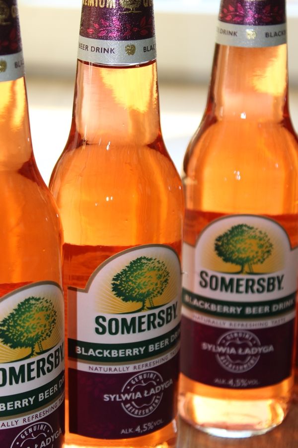 somersby Blackberry Beer Drink , ostra na slodko xxxxxxxxx