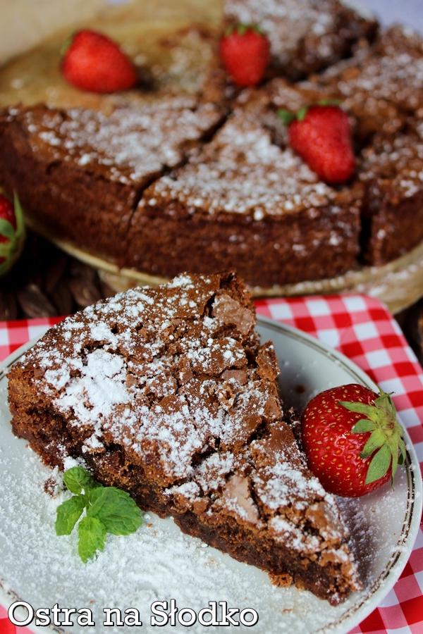 brownie , ciasto czekoladowe, najlepsze brownie , chocolate cake , ostra na slodko 3xxxx