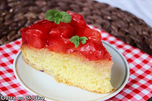 torcik arbzuowy , ciasto arbuzowe , ciasto z arbuzem , biszkopt puszysty , latwe ciasto , tanie ciasto , ostra na slodko xxxx