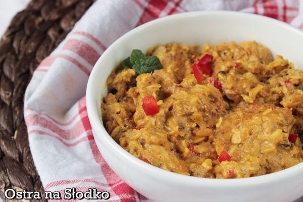 birani , kuchnia indyjska , hinduska , curry , birjani z kurczaka , pulao , pilaw , ostra na slodko , szybki obiad , pyszne danie indyjskie (6)xx