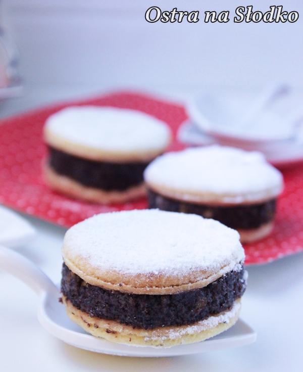 ciasteczka makowe , makowe ciastka , ciastka z makiem , kruche ciastka , masa makowa , domowa masa makowa , pyszne ciasteczka , ostra na slodko , blog kulinarny (7)xxx