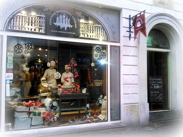 krakowska manufaktura czekolady , paclan , czekoladowe warsztaty , warsztaty ostra na slodko , pralinki , jak zrobic praliny , jak sie robi czekolade (3)