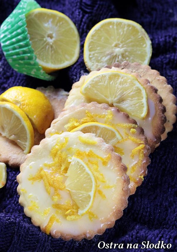 ciastka sloneczka , ciasteczka cytrynowe , kruche , latwe, szybkie ciastka , pyszne, ostra na slodko , blog kulinarny , przepisy na ciastka (1)xx
