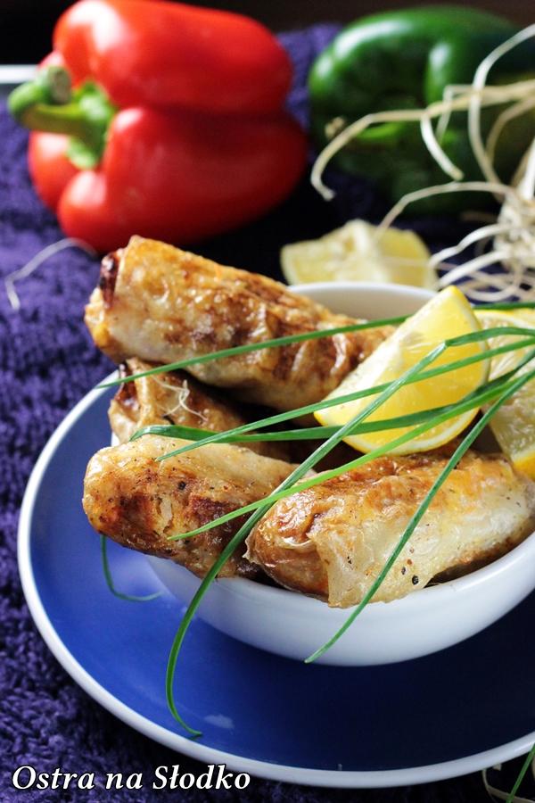 sajgonki , spring rolls , kuchnia wietnamska , chinska , tajska , przepisy orientalne , pyszne sajgonki , sajgonki z miesem i warzywami , ostra na slodko , blog kulinarny (1)xxx