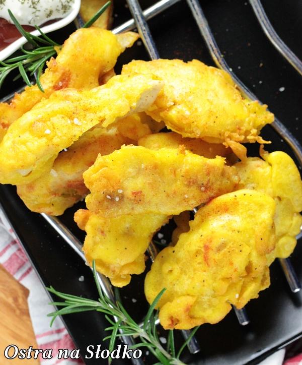 kurczak w tempurze , chrupiacy kurczak , kurczak po tajsku , tajska kuchnia , pyszny soczysty kurczak , ostra na slodko , blog kulinarny , chrupiaca panierka  (5)xxx