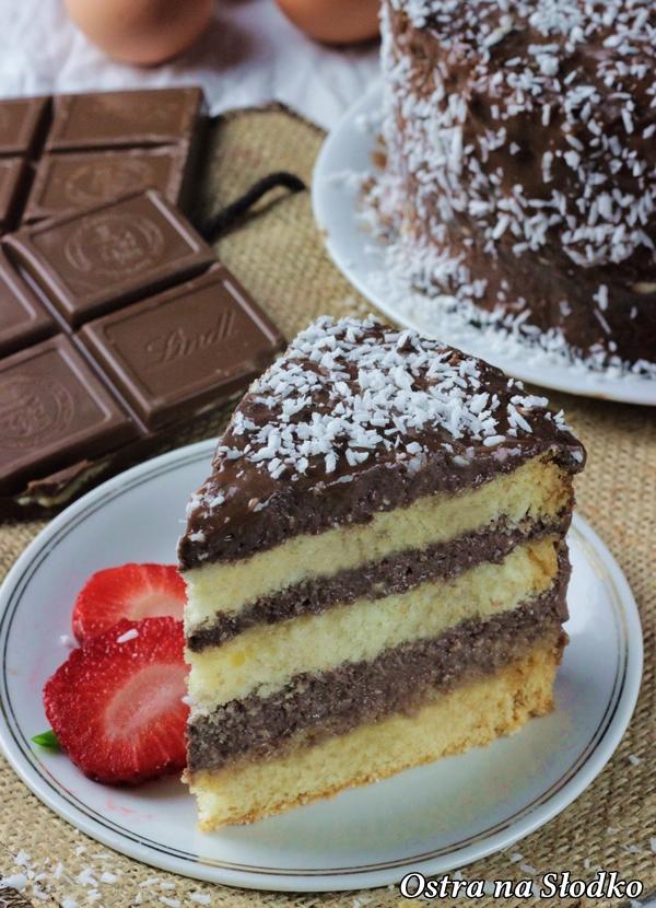 monte , ciasto czekoladowe , ciasto z kremem , pyszne ciasto z czekolada , ostra na slodko , najlepsze przepisy ,m blog , pyszne ciasta 2xx