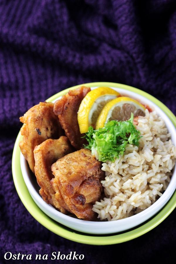 wieprzowina w ciescie , kuchnia tajska , kuchnia chinska , chrupiaca wieprzowina , wieprzowina na ostro , mieso w ciescie , ostra na slodko , blog kulinarny  (1 (4)xxx