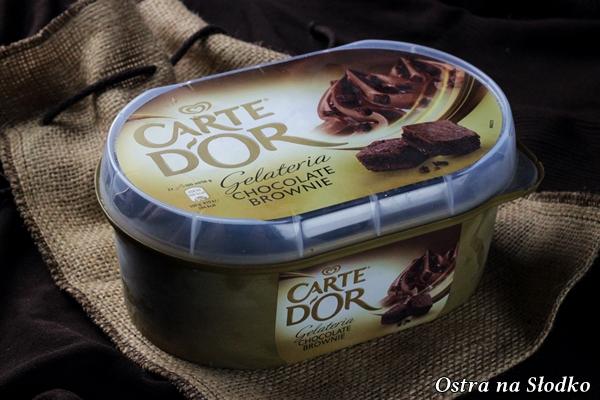 carte d'or , lody brownie , chocolate brownie , brownie czekoladowe , lody brownie , pavlova , sos karmelowy , solony karmel , lody czekoladowe najlepsze , deser lodowy , ostra na slodko (7)xx