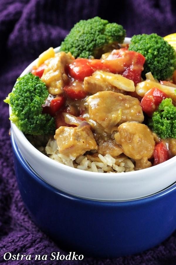 wolowina z brokulami , kuchnia chinska , kuchnia tajska , orientalne przepisy , wolowina na ostro , z warzywami , ostra na slodko (4)xxx