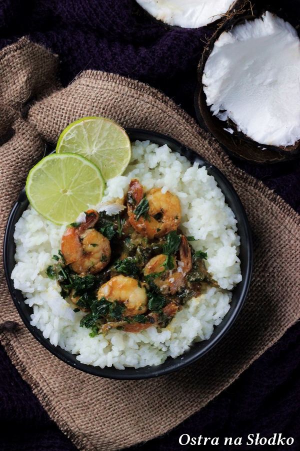 krewetki na ostro , smazone krewetki , krewetki po indyjsku , ryz z krewetkami , krewetki w sosie , ostra na slodko , kuchnia orientalna (1)x