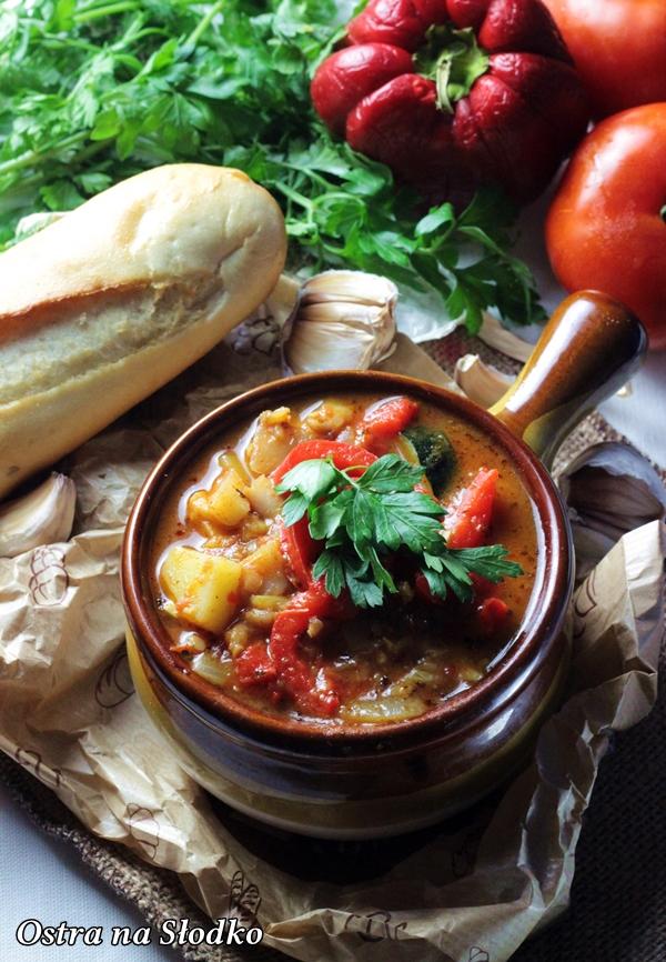 Bacalao Al Ajo Arriero Dorsz Z Czosnkiem W Pomidorach Kuchnia