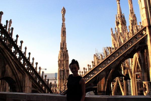 duomo di milano , cathedral duomo , italy , katedra w mediolanie , mediolan, wlochy , ostra na slodko , sylwia ladyga (11)
