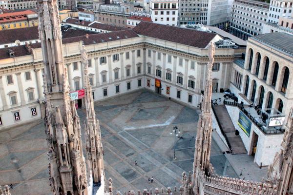 duomo di milano , cathedral duomo , italy , katedra w mediolanie , mediolan, wlochy , ostra na slodko , sylwia ladyga (14)