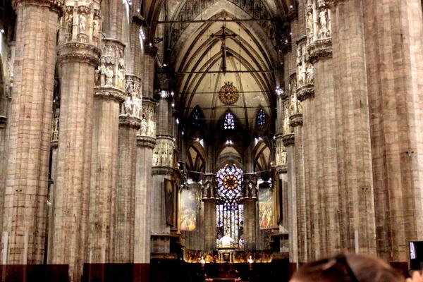 duomo di milano , cathedral duomo , italy , katedra w mediolanie , mediolan, wlochy , ostra na slodko , sylwia ladyga (16)