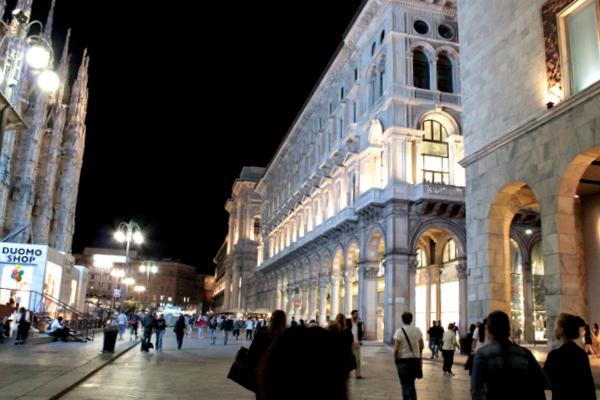 mediolan , milano , shopping ,milano , cathedral duomo , duomo di milano , ostra na slodko , sylwia ladyga (5)