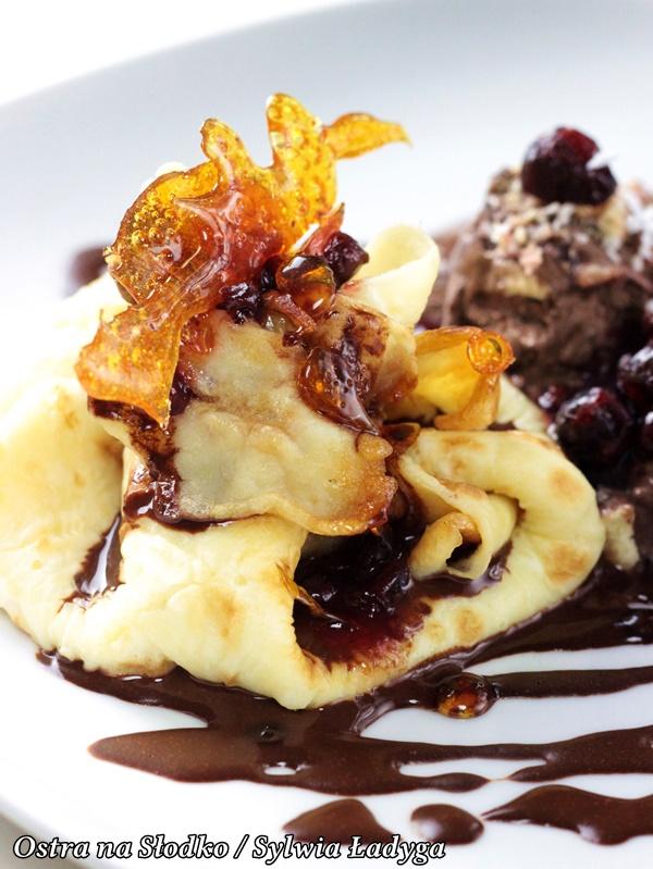 carte d'or , chocolate brownie , lody czekoladowe , kokosowe sakiewki, nalesniki z lodami , wisnie na goraco , ostra na slodko (1)xxx