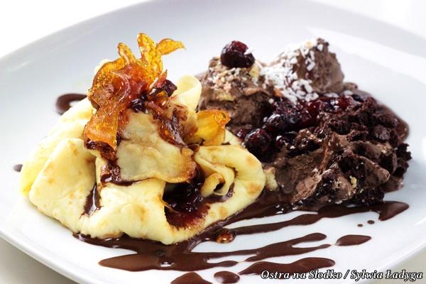 carte d'or , chocolate brownie , lody czekoladowe , kokosowe sakiewki, nalesniki z lodami , wisnie na goraco , ostra na slodko (2)xxx