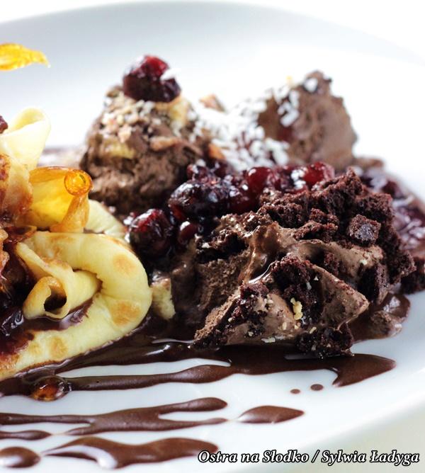 carte d'or , chocolate brownie , lody czekoladowe , kokosowe sakiewki, nalesniki z lodami , wisnie na goraco , ostra na slodko (5)xx