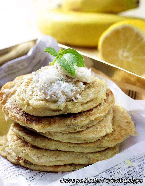 placuszki jaglane , placuszki z kaszy jaglanej , jaglane pancakes , placuszki bezglutenowe , placuszki z kaszy , ostra na slodko (2)xx