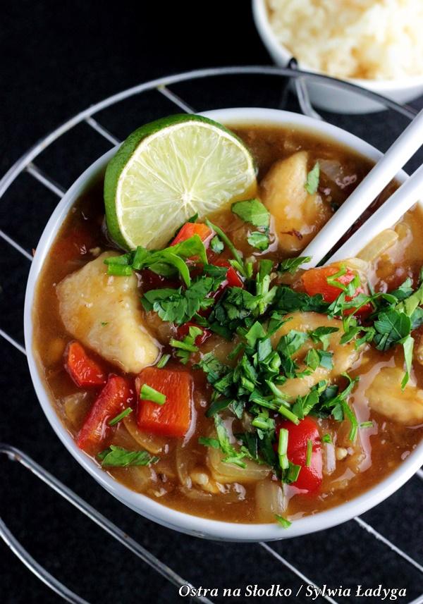 Kuchnia Chinska Ostra Na Slodko Blog Kulinarny