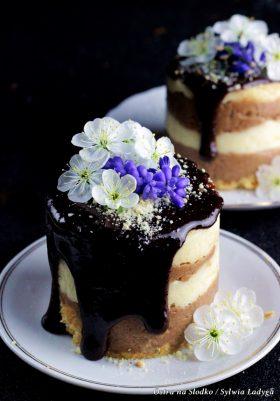 ciasto z kaszy manny , deser z kaszy , deser na zimno , ciasto bez pieczenia , deser czekoladowy , ostra na slodko , sylwia ladyga , deser waniliowy , deser imprezowy , sylwia ladyga , blog kulinarny , najlepszy blog , blogi z przepisami