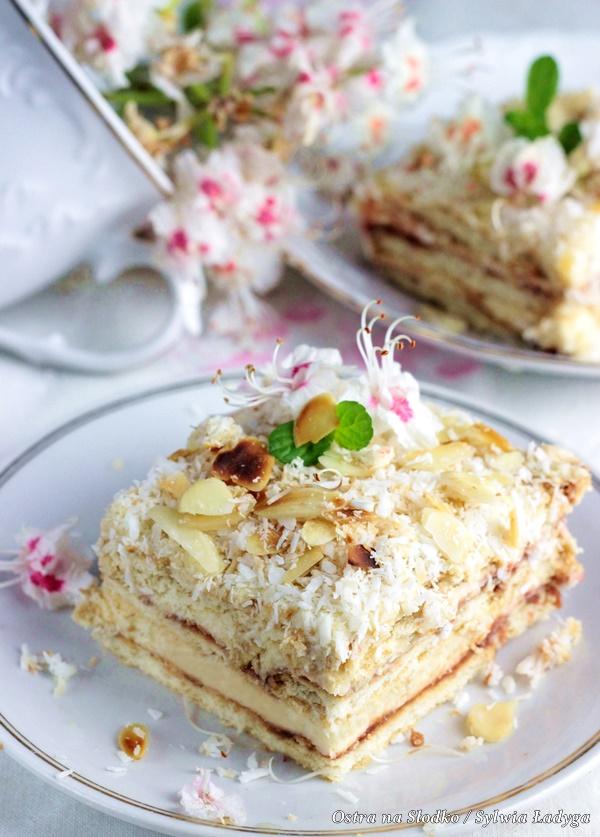 pani walewska , pychotka , ciasto bez pieczenia , ciasto na herbatnikach , ciasta z kremem budyniowym , ostra na slodko (1)xxx