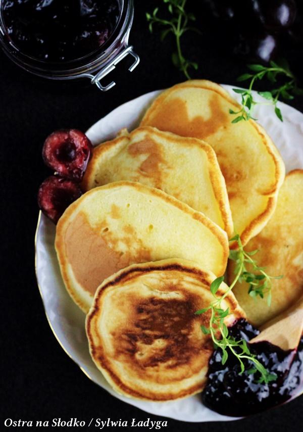 drop scones , puszyste pancakes , kuchnia szkocka , racuszki , pankreki , ostra na slodko , sylwia ladyga (4)x