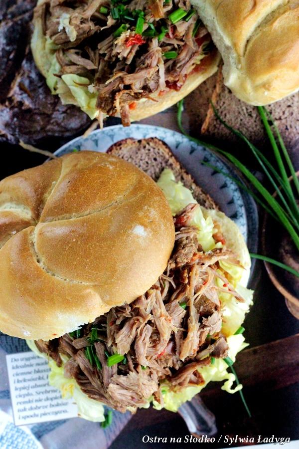 pulled pork , szarpana wieprzowina , rwana wieprzowina , najlepsze mieso ,. szybkowar przepisy , mieso z szybkowara , gerlach , lopatka przepisy , jak przygotowac lopatke ,mieso na obiad ,swiateczny obiad , burgery , ostra na slodko , sylwia ladyga , blog kulinarny , najlepszy blog kulinarny , blog z ciastami , masterchef , masterchef sylwi
